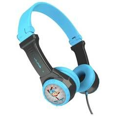 Jlab Audio Jbuddies Kids Headphones - Grey / Blue Best Price, Cheapest Prices