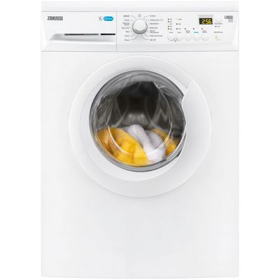 Zanussi Lindo100 ZWF71443W 7Kg Washing Machine with 1400 rpm - White - A+++ Rated Best Price, Cheapest Prices