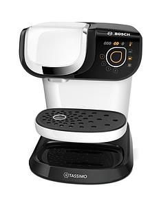 Tassimo My Way Coffee Machine - White Best Price, Cheapest Prices