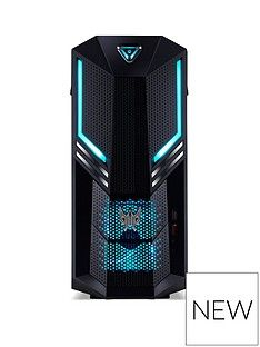 Acer Predator Po3-600 Intel Core I5, 8Gb Ram, 2Tb Hdd + 256Gb Ssd, Nvidia Gtx 1660Ti Graphics, Gaming Desktop - Black Best Price, Cheapest Prices