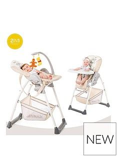 Winnie The Pooh Disney Sit n Relax Highchair - Pooh Cuddles Best Price, Cheapest Prices