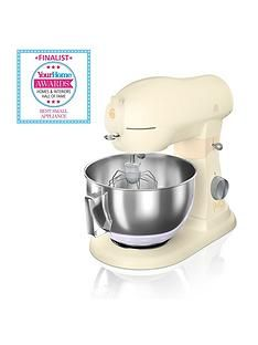 Swan SP32010HON Fearne By Swan Stand Mixer - Pale Honey Best Price, Cheapest Prices