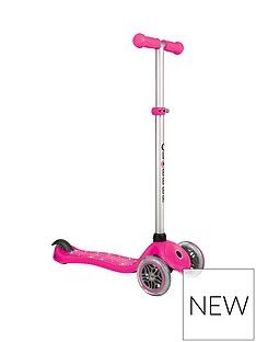 GLOBBER Starlight Scooter - Pink Best Price, Cheapest Prices