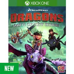 Dragons: Dawn of New Riders Xbox One Game Best Price, Cheapest Prices
