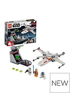 LEGO Star Wars 75235 X-Wing Starfighter™Trench Run Best Price, Cheapest Prices