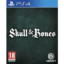 Skull and Bones PS4 Pre-Order Game Best Price, Cheapest Prices