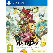 Wonder Boy: The Dragon's Trap PS4 Game Best Price, Cheapest Prices