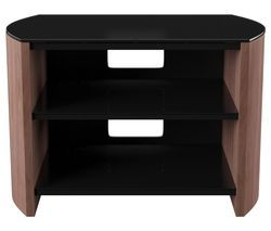 ALPHASON Finewoods FW750 750 mm TV Stand - Walnut Best Price, Cheapest Prices