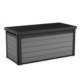 Keter Premier 570L Storage Box - Grey Best Price, Cheapest Prices