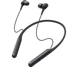 SONY WI-C600N Wireless Bluetooth Noise-Cancelling Earphones - Black Best Price, Cheapest Prices