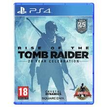 Tomb Raider 20th Anniversary PS4 Game Best Price, Cheapest Prices