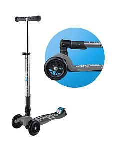 Micro Scooter Foldable Maxi Micro Deluxe – Grey Best Price, Cheapest Prices