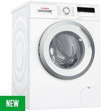 Bosch WAN28108GB 8KG 1400 Washing Machine - White Best Price, Cheapest Prices