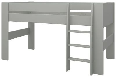 Argos Home Memphis Grey Mid Sleeper Bed Frame Best Price, Cheapest Prices