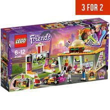 LEGO Friends Heartlake Drifting Retro Diner Playset - 41349 Best Price, Cheapest Prices