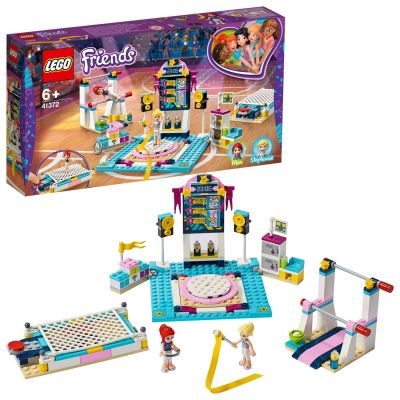 LEGO Friends Stephanies Gymnastics Playset - 41372 Best Price, Cheapest Prices