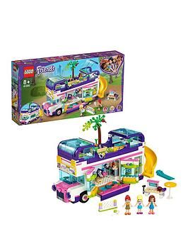 Lego Friends 41395 Friendship Bus With Swimming Pool And Slide Best Price, Cheapest Prices