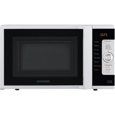 Daewoo KOC9C0TR 28 Litre Combination Microwave Oven - White Best Price, Cheapest Prices