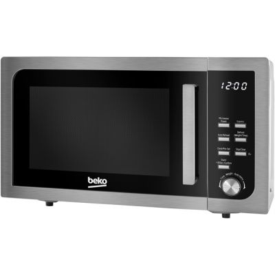 Beko MOF23110X 23 Litre Microwave - Stainless Steel Best Price, Cheapest Prices