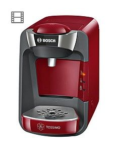 Tassimo TAS3203GB Suny Coffee Maker - Red Best Price, Cheapest Prices