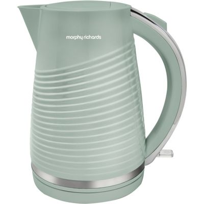 Morphy Richards Dune 108268 Kettle - Green Best Price, Cheapest Prices