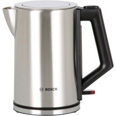 Bosch City TWK7101GB Kettle - Stainless Steel Best Price, Cheapest Prices