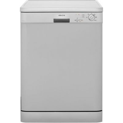 Electra C1760S Standard Dishwasher - Silver - A++ Rated Best Price, Cheapest Prices