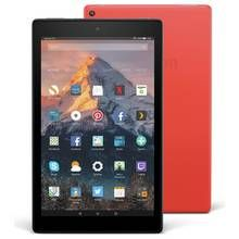 Amazon Fire 10 10.1 Inch 32GB Tablet - Red Best Price, Cheapest Prices