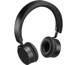GOJI Collection GTCONBK18 Wireless Bluetooth Headphones - Black Best Price, Cheapest Prices