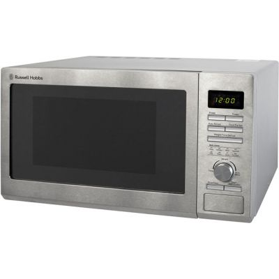 Russell Hobbs RHM2563 25 Litre Microwave - Stainless Steel Best Price, Cheapest Prices