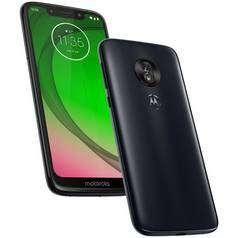 SIM Free Motorola G7 Play 32GB Mobile Phone - Indigo Best Price, Cheapest Prices