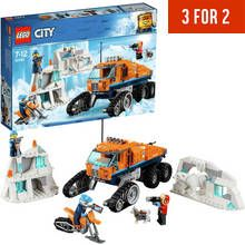 LEGO City Expedition Arctic Scout Toy Truck - 60194 Best Price, Cheapest Prices