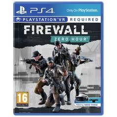 Firewall Zero Hour PS VR Game (PS4) Best Price, Cheapest Prices
