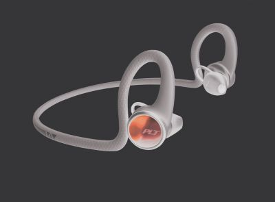 Plantronics Backbeat Fit2100 In-Ear Wireless Headphones-Grey Best Price, Cheapest Prices