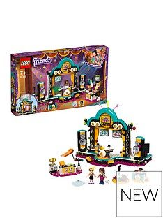 LEGO Friends 41368 Andrea's Talent Show Best Price, Cheapest Prices