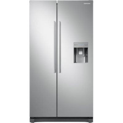 Samsung RS3000 RS52N3313SA American Fridge Freezer - Metal Graphite - A+ Rated Best Price, Cheapest Prices