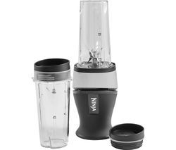 NINJA Nutri Ninja Slim QB3001 Blender - Silver Best Price, Cheapest Prices