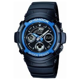 Casio G-Shock Men's Black Resin Strap Watch Best Price, Cheapest Prices