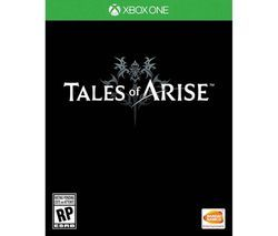 XBOX ONE Tales of Arise Best Price, Cheapest Prices