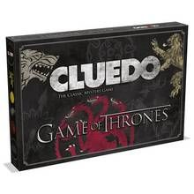 Cluedo Game of Thrones Mystery Board Game