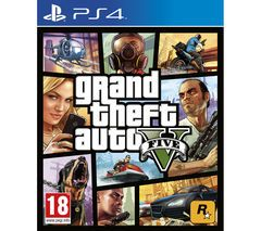 PS4 Grand Theft Auto V Best Price, Cheapest Prices