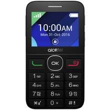 SIM Free Alcatel 2008G Mobile Phone - Black Best Price, Cheapest Prices