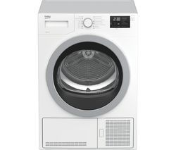 BEKO DCX83120W 8 kg Condenser Tumble Dryer - White Best Price, Cheapest Prices