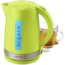 Cookworks Illumination Kettle - Green Best Price, Cheapest Prices