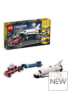 LEGO Creator 31091 Shuttle Transporter Best Price, Cheapest Prices