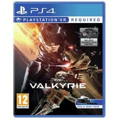 Eve Valkyrie PS4 VR Game Best Price, Cheapest Prices