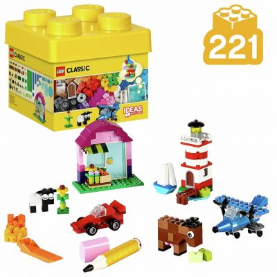 LEGO Classic Creative Bricks Set - 10692 Best Price, Cheapest Prices