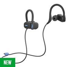 Jam Live Fast Wireless In-Ear Headphones - Black Best Price, Cheapest Prices