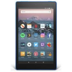 Amazon Fire HD 8 Alexa 8 Inch 16GB Tablet - Marine Blue