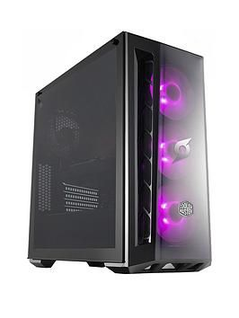 Zoostorm Stormforce Crystal Amd Ryzen 5 3600, 16Gb Ram, 1Tb Hard Drive &Amp; 250Gb Ssd, 6Gb Gtx 1660Ti Graphics, Gaming Pc - Black Best Price, Cheapest Prices